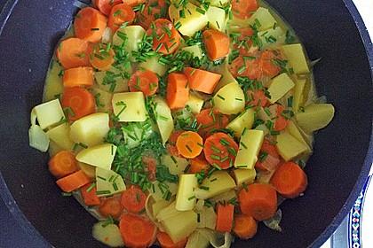 Möhren - Kartoffel - Kokos - Curry 6