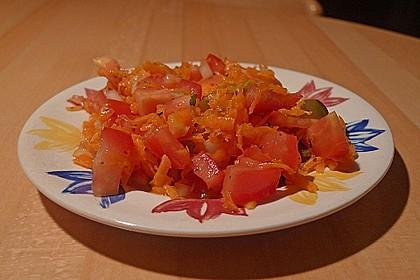 Kürbis - Salat 1