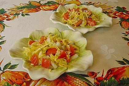Kürbis - Salat 8