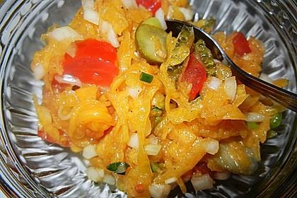 Kürbis - Salat 3