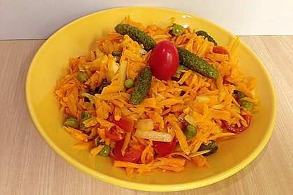 Kürbis - Salat 5