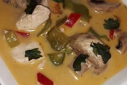 Tom Kha Gai - die berühmte Hühnersuppe mit Kokosmilch und Galgant 38