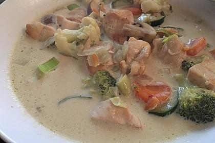 Tom Kha Gai - die berühmte Hühnersuppe mit Kokosmilch und Galgant 32