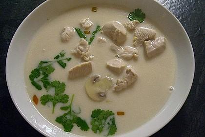 Tom Kha Gai - die berühmte Hühnersuppe mit Kokosmilch und Galgant 29