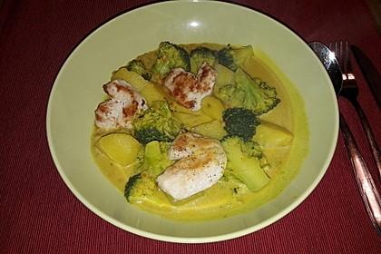 Kartoffel-Brokkoli-Curry mit Kokosmilch 33