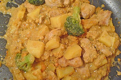 Kartoffel-Brokkoli-Curry mit Kokosmilch 57