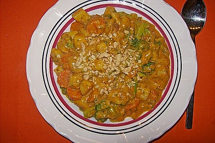 Kartoffel-Brokkoli-Curry mit Kokosmilch 25