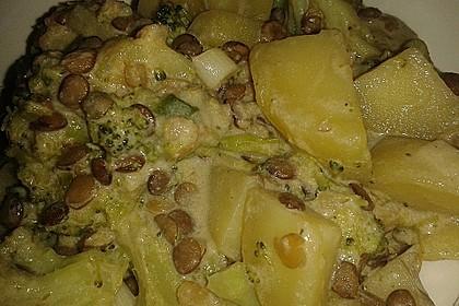 Kartoffel-Brokkoli-Curry mit Kokosmilch 58