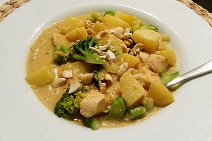 Kartoffel-Brokkoli-Curry mit Kokosmilch 10