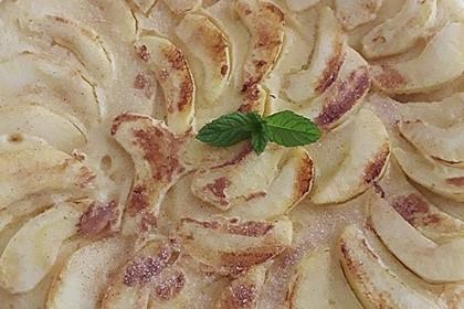 Himmlisch zarte Apfelpfannkuchen 17
