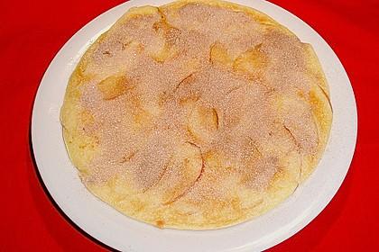Himmlisch zarte Apfelpfannkuchen 1