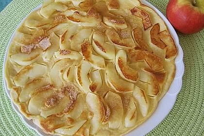 Himmlisch zarte Apfelpfannkuchen 0
