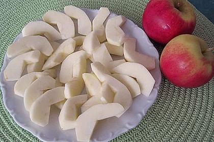 Himmlisch zarte Apfelpfannkuchen 21