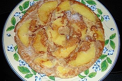 Himmlisch zarte Apfelpfannkuchen 6