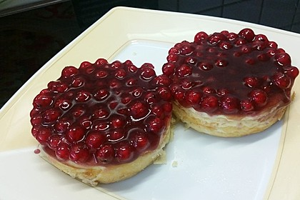 Johannisbeer - Joghurt - Torte 7