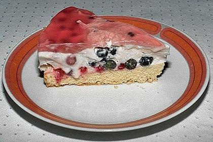 Johannisbeer - Joghurt - Torte 11
