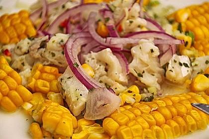 Ceviche aus Peru 1