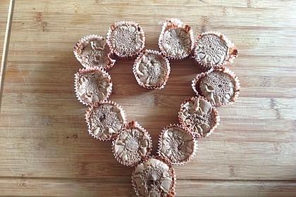 Schokoladen - Muffins 4