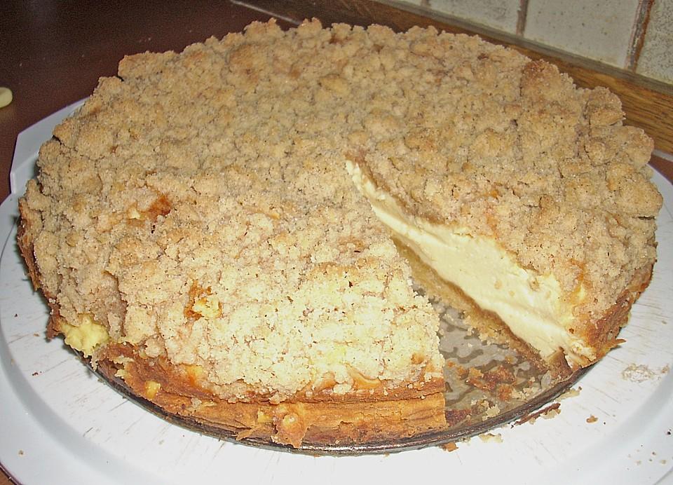 Omas Kuchen Rezepte Mit Bild omas quark streuselkuchen ein schönes rezept chefkoch de