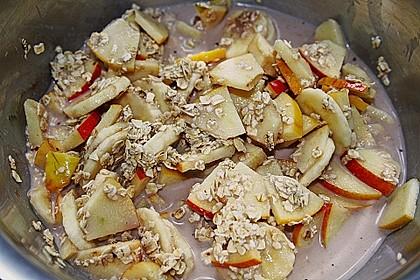 TuXies Haferflocken - Frühstück 8