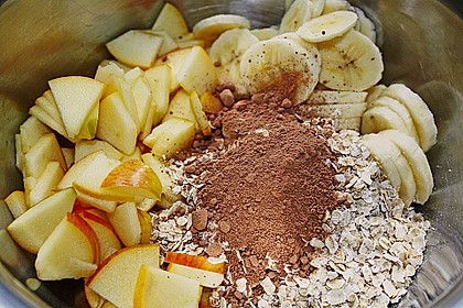 TuXies Haferflocken - Frühstück 5