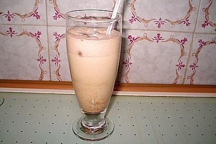 Schlanker Eiskaffee 0