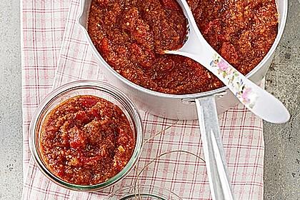 Hot Zucchini - Salsa 1