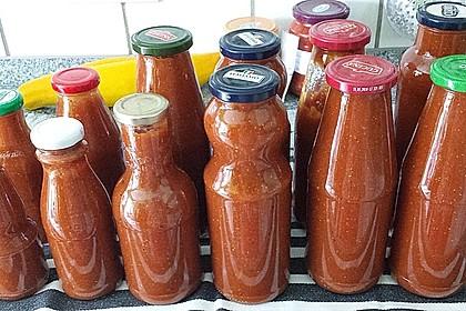 Hot Zucchini - Salsa 12