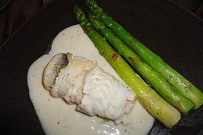 Roulade von Seezunge und Lachs auf gebratenem Chinakohl in Limonensauce 5