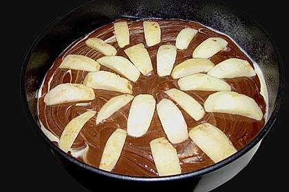Apfel - Marzipan - Kuchen 22
