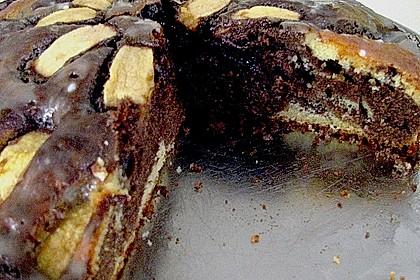 Apfel - Marzipan - Kuchen 23