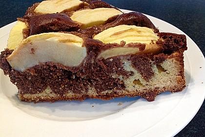 Apfel - Marzipan - Kuchen 9