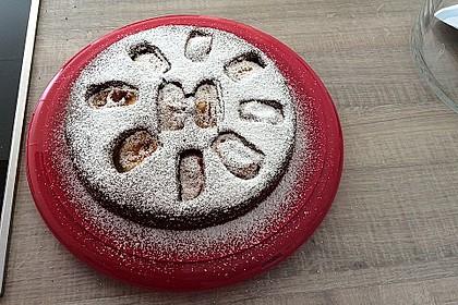 Apfel - Marzipan - Kuchen 29