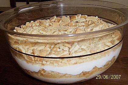 Käse-Sahne-Dessert 90