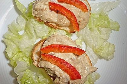 Auberginencreme türkische Art, mit Feta 10
