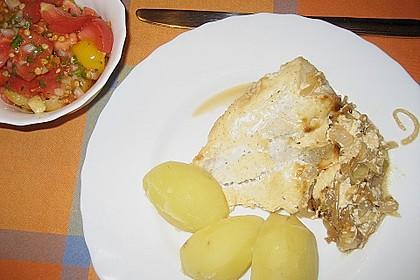 Französischer Zwiebelfisch