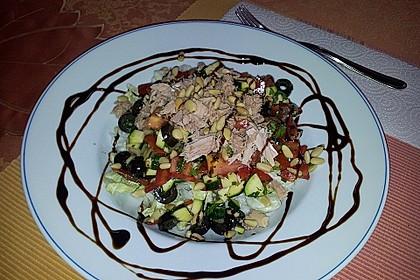 Zucchini - Tomaten - Paprika - Salat 14