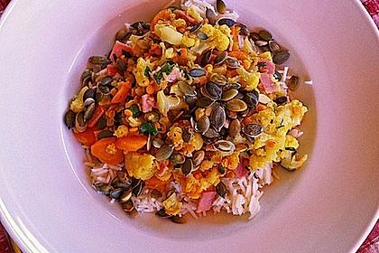 Blumenkohl - Curry 9