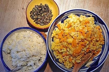 Blumenkohl - Curry 8