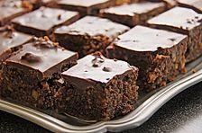Lebkuchen - Brownies