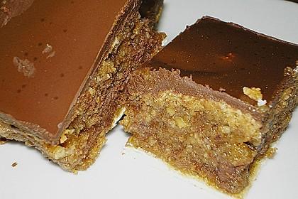 Lebkuchen - Brownies 1