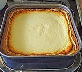 Käsekuchen bzw. Quarkkuchen (Bild)