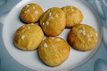 Bretonische Vanille - Biskuits 1