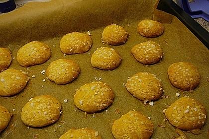 Bretonische Vanille - Biskuits 2