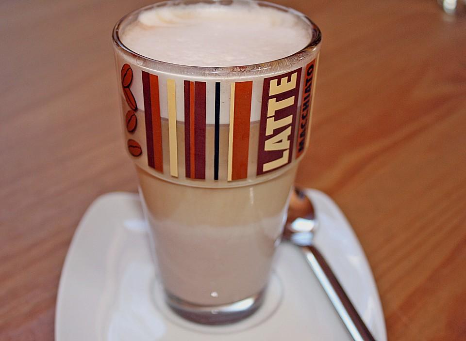 nussnougat latte macchiato rezept mit bild von heimwerkerk nig. Black Bedroom Furniture Sets. Home Design Ideas