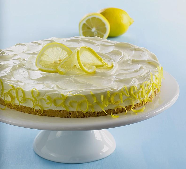 Philadelphia Zitronen Torte : philadelphia torte zitrone rezept mit bild von kraft ~ Lizthompson.info Haus und Dekorationen