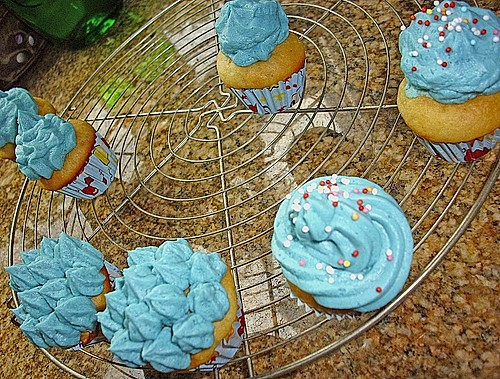 Swimmingpool - Cupcakes 0