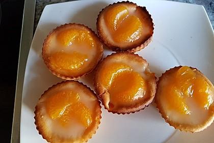 Snickers Käsekuchen Muffins 70