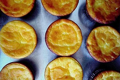 Snickers Käsekuchen Muffins 89
