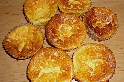 Snickers Käsekuchen Muffins 28